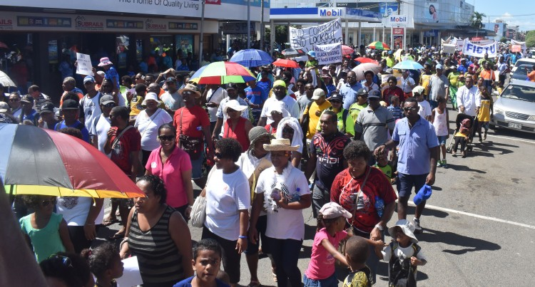 March Was Incident Free, More Than 2500 Participated