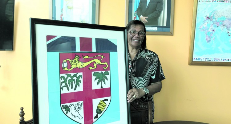 Longest Serving Female Diplomat Retires