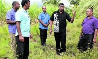 Minister For Waterways Reddy  Visits Drains, Irrigation, Floodgates