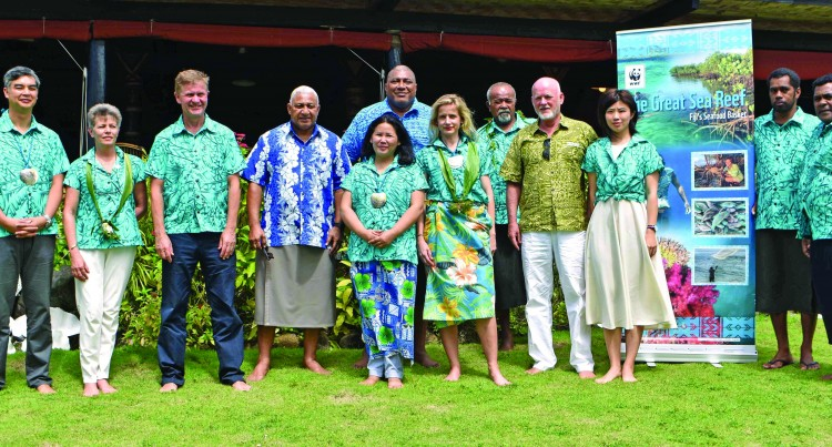 Cakaulevu Reef Nominated As Ramsar Site