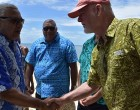 Thomson Says Recovery Of Our  Coral Reefs After Winston Strong