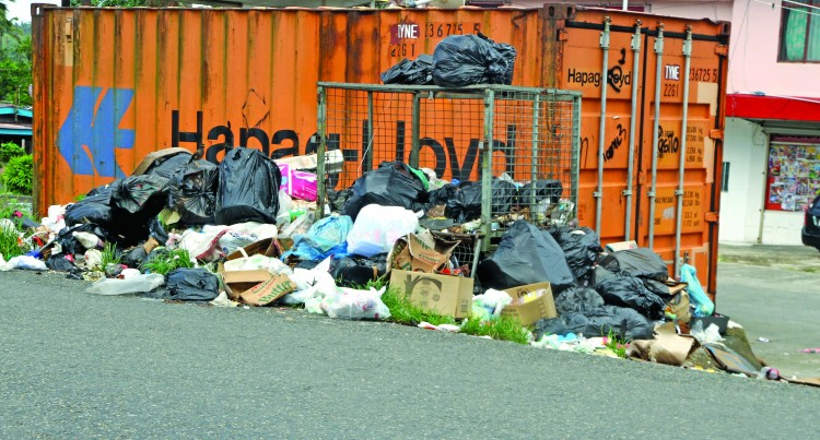 Council Pleads  Against Illegal  Dumping Of Rubbish.  Use The Dump