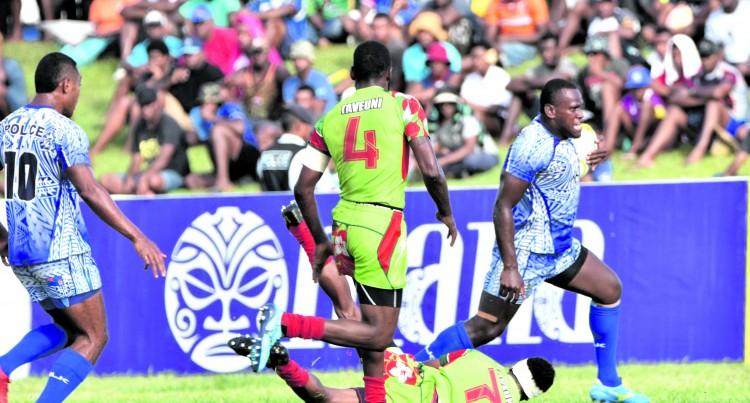 Railoa joins Fijian Warriors
