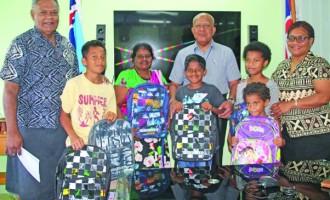 Ministry Of Women Hands Over School Essentials To Needy Children