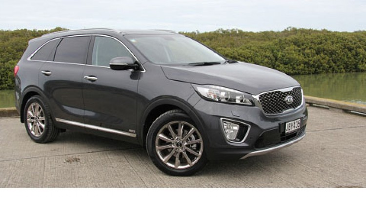 Kia Sorento – Makes  Experience A Lot Easier