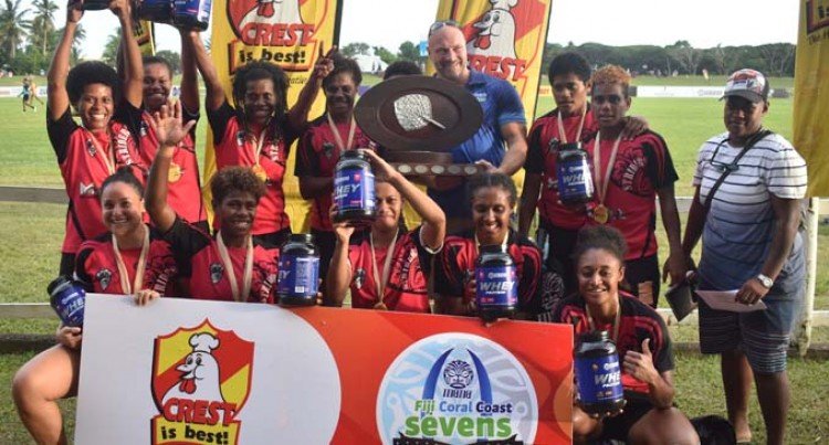 Striders win Crest Na Iri