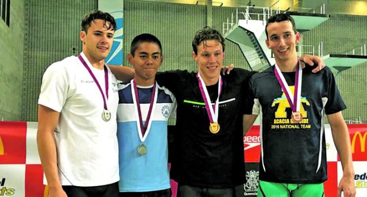 Taichi Grateful To Swim For Fiji