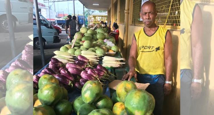 Tavui Masters Trade After Four Decades As Market Vendor