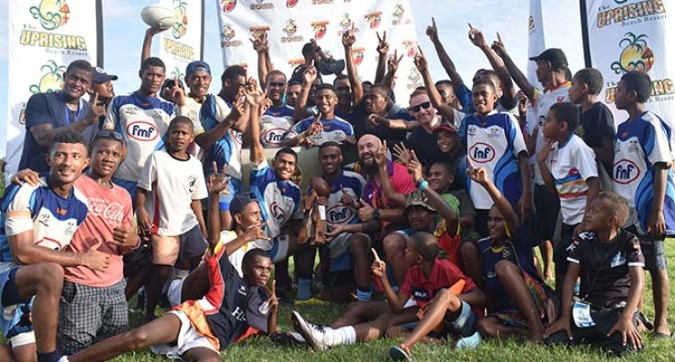 Tuva Defend Youth Title