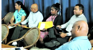 Stakeholders at the national consultation in Labasa last year.   Photo: REALB
