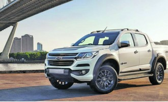 Chevrolet Commences  Sale of Newest Truck Icon