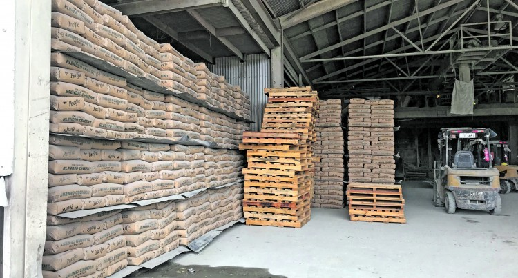 We Have Enough  Cement: Supplier