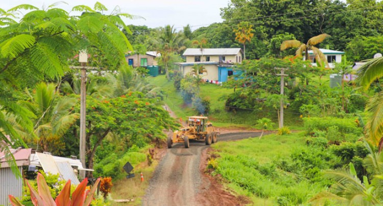 Road Upgrade Lifts Burden Off Villagers