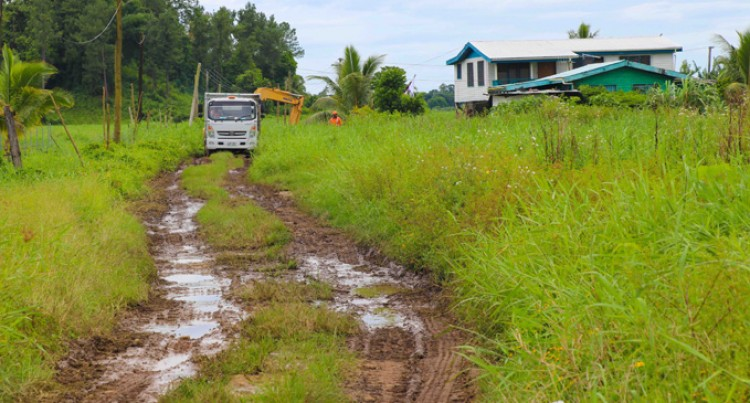 Road Maintenance Works to Bring Relief to Farmers