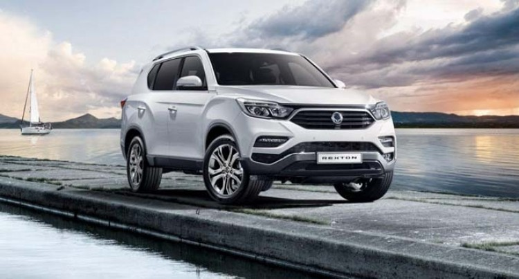 2018 Ssangyong Rexton  Out To Mesmerise You