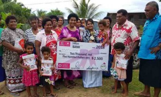 Navatulevu Women's Club Empowered