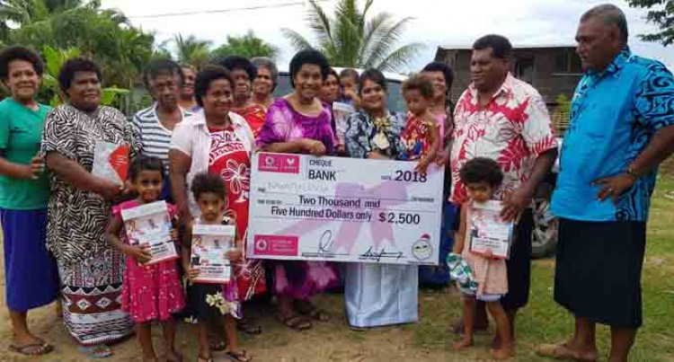 Navatulevu Women's Club Empowered