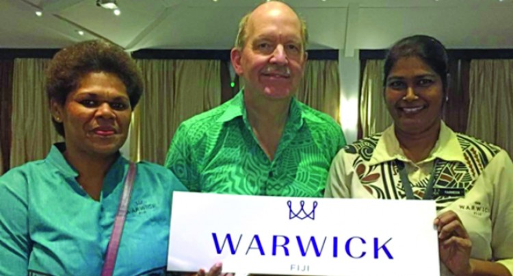 Warwick Fiji Staff Receives Free Medical Check-Ups