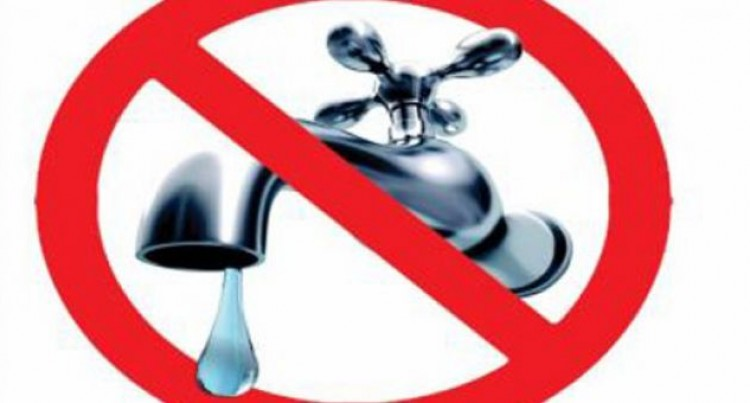WATER DISRUPTION NOTICE – NABUA