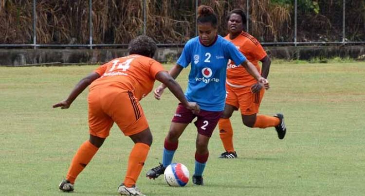 Navua Women Target Top Spot