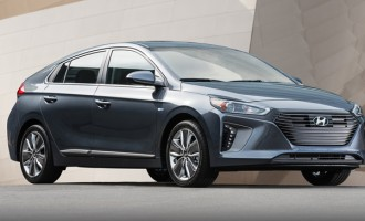 2017 Hyundai Ionic – A Unique, New, Hybrid Experience