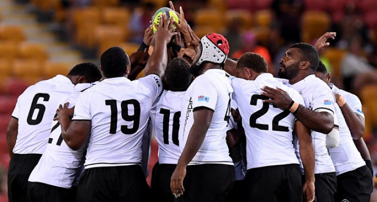 Fijian Giants In Warriors Squad