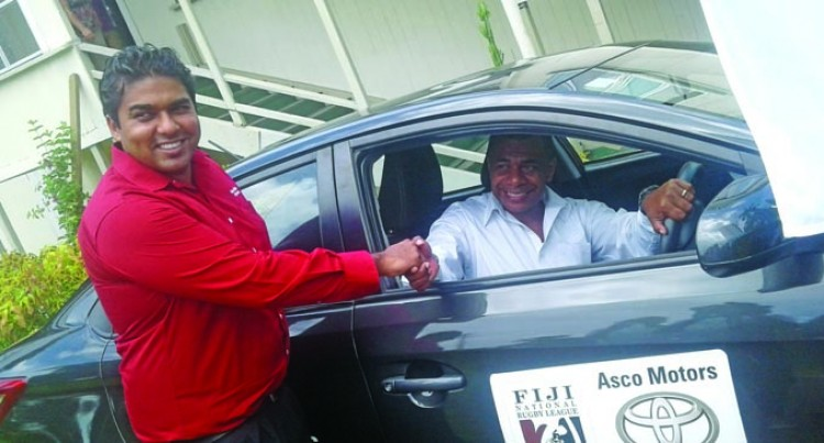 'We're Blessed To Have Asco Motors On Board'
