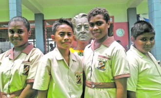 School Inducts Forty-Two Leaders