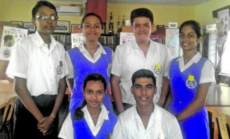 I Want To Be An Example For The Students: Headgirl