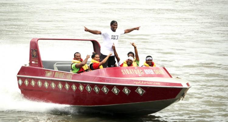 Martintar 7s Supports Fiji Bid