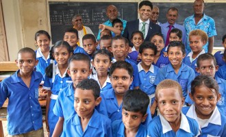 Families Thank Govt For Rebuilt School