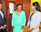 Baroness Scotland Poses Challenge For Ministers