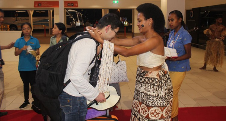 Tour Managers Fiji welcomes increased visitor arrivals from China