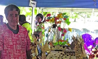 Nakauvadra Heaps Praise On Women Artisans In Western Division