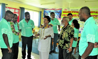 Fight against violence on women, children emphasised at sports event