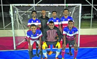 Nasinu Futsal Boss Praises Officials