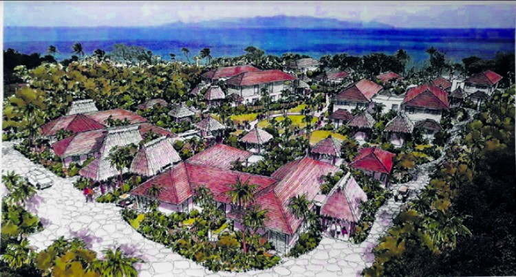 Nanuku's Auberge Beach Villas –  On Track For October Opening