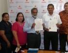 Rooster And FNU Sign Memorandum