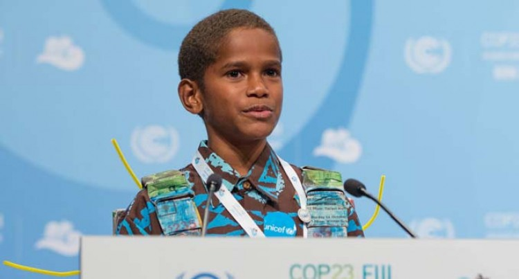 COP23; Young Stars Shine Again