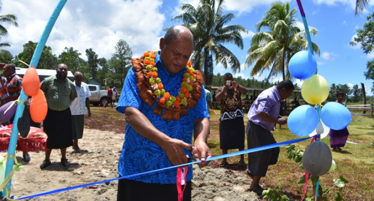 Bua Logger Reaches A Milestone With Opening Of A Nursery At His Sawmill