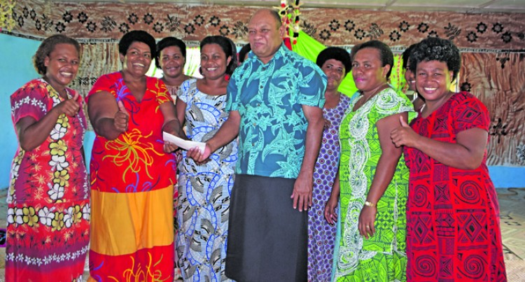Nasavu Women Plan To Build Bus Stop With Funds From Ministry Of Forests