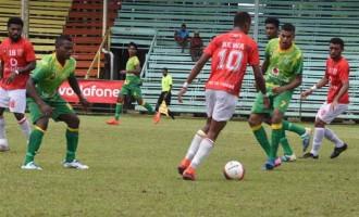 Rewa, Nadi Share The Spoils In Goalless Draw