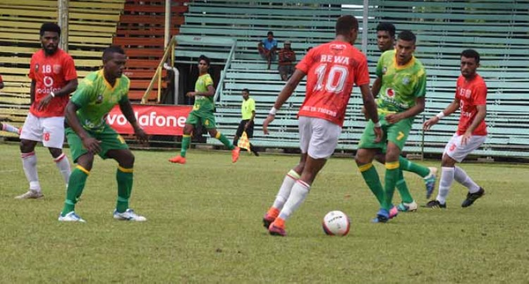 Rewa, Nadi Share The Spoils In Goalless Draw