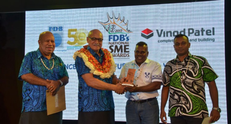 Taveuni farmer scoops Agriculture Award