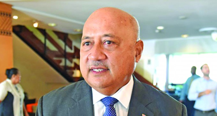 MPs should be careful on what  they release to public: Ratu Inoke