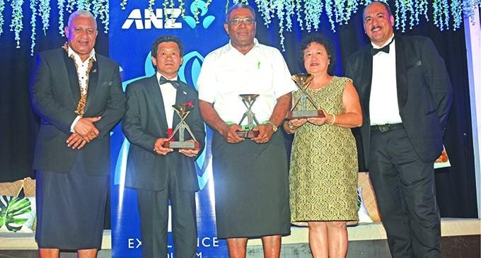 Lifetime Award For 3