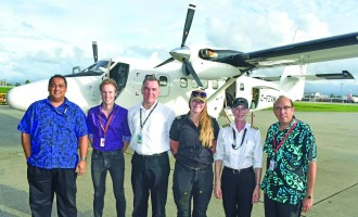 Fiji Link Welcomes New Aircraft