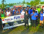Fun Run Promotes Healthy Living: Minister