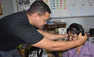 Labasa Special School Gets Ear Health Screenings