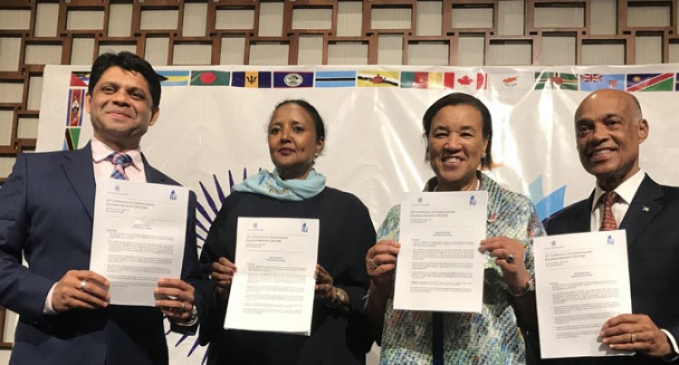 A-G: Nadi Declaration A Significant Document
